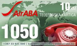 AirABA prepaid kartice