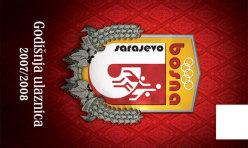 KK Bosna godišnje ulaznice 2007-2013