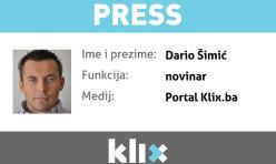 Klix.ba akreditacije