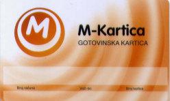 Merkur MIMS potrošačka kartica