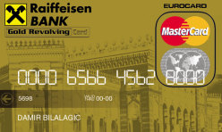 Raiffeisen Banka kreditne kartice