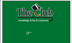 The Club članske kartice