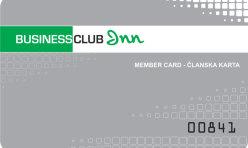 Business Club Inn članska kartica