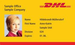DHL članske kartice