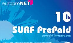 EuroProNet prepaid kartice