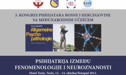 3. Kongres psihijatara u BiH sa međunarodnim učešćem