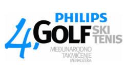 4. Međunarodno golf takmičenje menadžera - PHILIPS CUP 2011