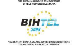 7. Međunarodni simpozijum o telekomunikacijama - BIHTEL 2008