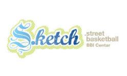 S.ketch Street Basketball