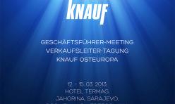 Knauf - savjetovanje vodstva kompanije za Istočnu Evropu
