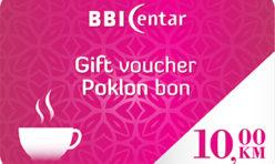 BBI Poklon bon